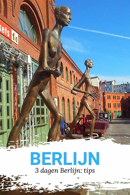 Berlijn tips, Berlijn in 3 dagen tips | Mooistestedentrips.nl