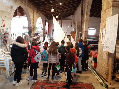 Visita escola La Ginesta