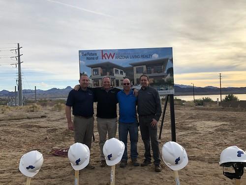consolidatedconstruction runyon office building keller williams reality lake havasu arizona az construction