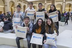 11/01/2020 - Primer Sábado de Puertas Abiertas. Campus de Bilbao