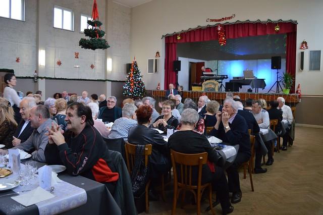 Repas des Ainés - Janvier 2020