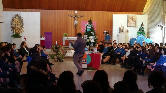 Celebración Navidad Eso-Bach