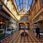 Inside Miller Arcade at Preston