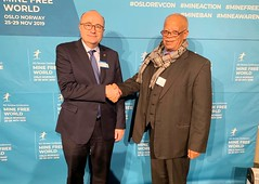 Oslo Review Conference - Norway hands the Presidency to Sudan