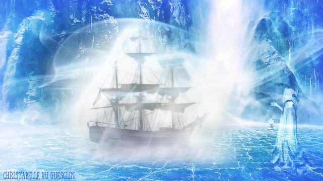Le vaisseau fantôme - en Hommage à Richard Wagner