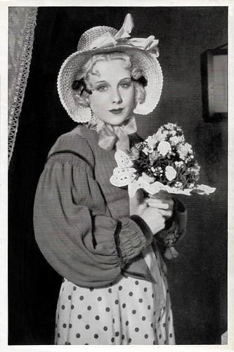 Anny Ondra in Klein Dorrit (1934)