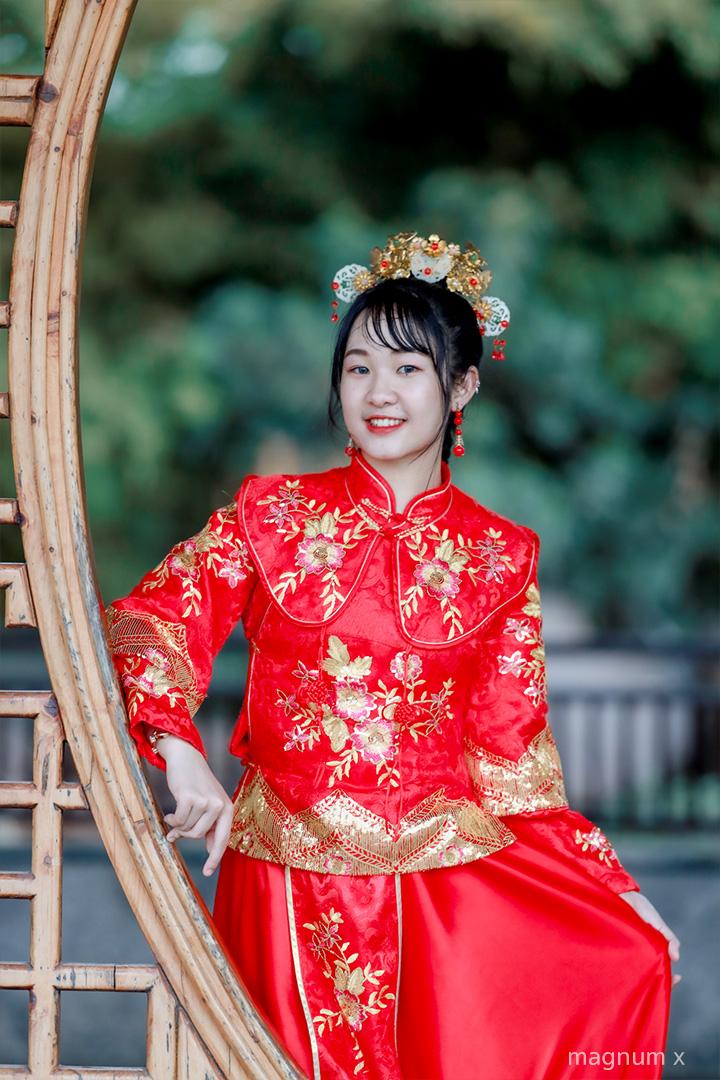 ภาพถ่ายชุดกี่เพ้า ภาพถ่ายศูนย์วัฒนธรรมไทยจีน ศาลเจ้าปู่ย่า อุดรธานี