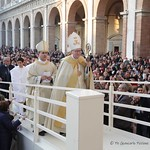 Giubileo-Lauretano_8-dicembre_Processione-di-ingresso_Card.-Pietro-Parolin