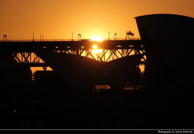 Opera House @ Sunset, Sydney, Australia
