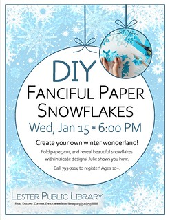 Fanciful Snowflakes