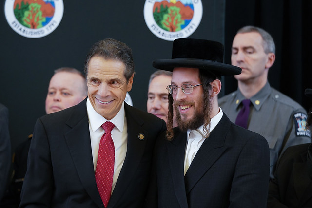 Governor Cuomo Announces New Funding to Harden Security Infrastructure in and Around Monsey