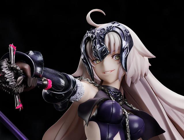 LICORNE《Fate/Grand Order》Avenger/貞德〔Alter〕昏暗紫焰纏身的龍之魔女|アヴェンジャー/ジャンヌ・ダルク[オルタ] 昏き焔を纏いし竜の魔女 1/7比例模型