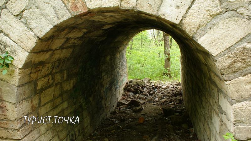 Чёртов мост в Пятигорске
