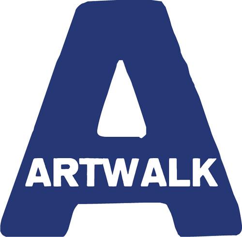 Artwalk-Blue-A-Alone