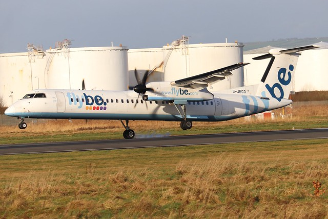 Flybe G-JECO BHD 03/01/20