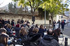 dl., 13/01/2020 - 11:40 - Barcelona 13.01.2020 L'alcaldessa de Bcn, Ada Colau, presenta un programa d'actuacions per protegir els entorns dels centres educatius de Barcelona.    Foto Laura Guerrero/Ajuntament de Bcn.