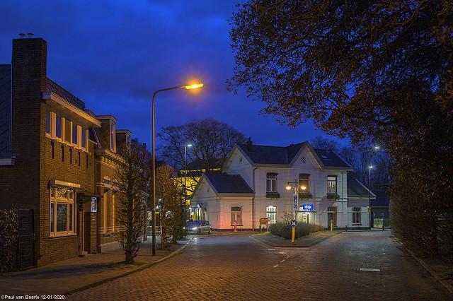 Oudenbosch - station, 12-01-2020