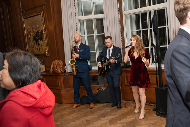 10th UK Alumni & Friends Christmas Party