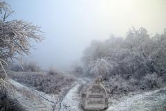 Зимняя сказка на высоте 900 метровАвтор фото - Прокофьев Сергей