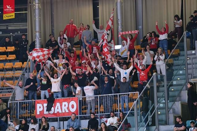 Pesaro, un anno dopo: dalla A2 alla Vuelle mania