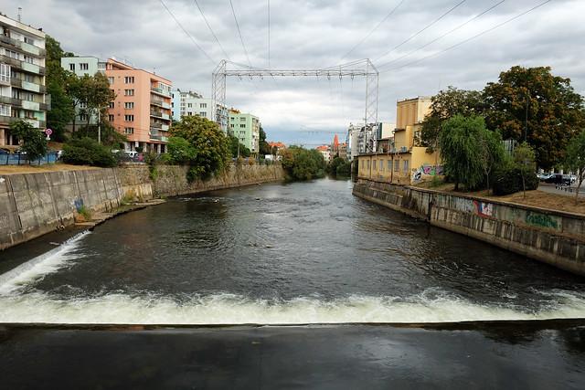 River Someșul Mic, Cluj, Romania
