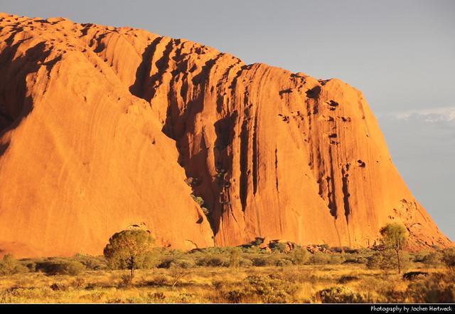 Uluru @ Sunset, Northern Territory, Australia