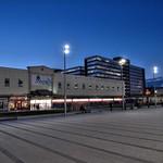 St Johns Shopping Arcade in Preston