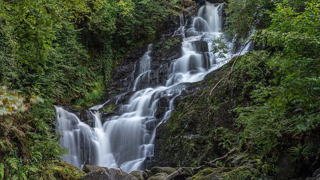 Ireland 2019 - Torc Waterfall, Ring of Kerry