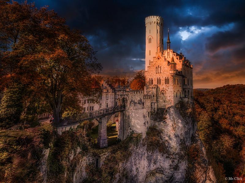 Schloss Lichtenstein, EOS M5 EF-S 10-18 4,5-5,6 IS STM