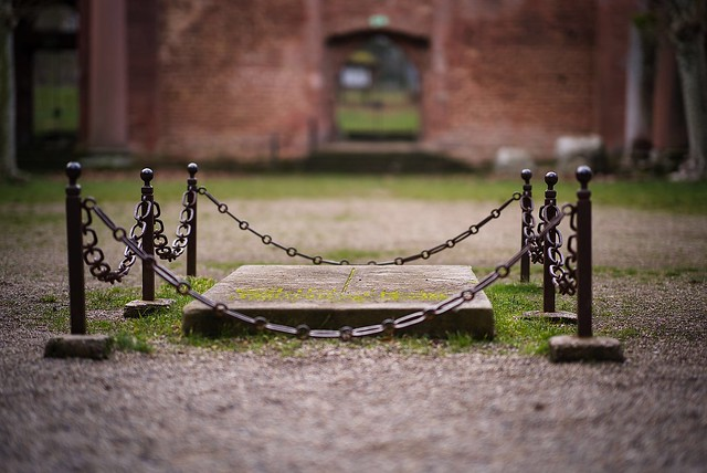 Königin Gunhilds Grab
