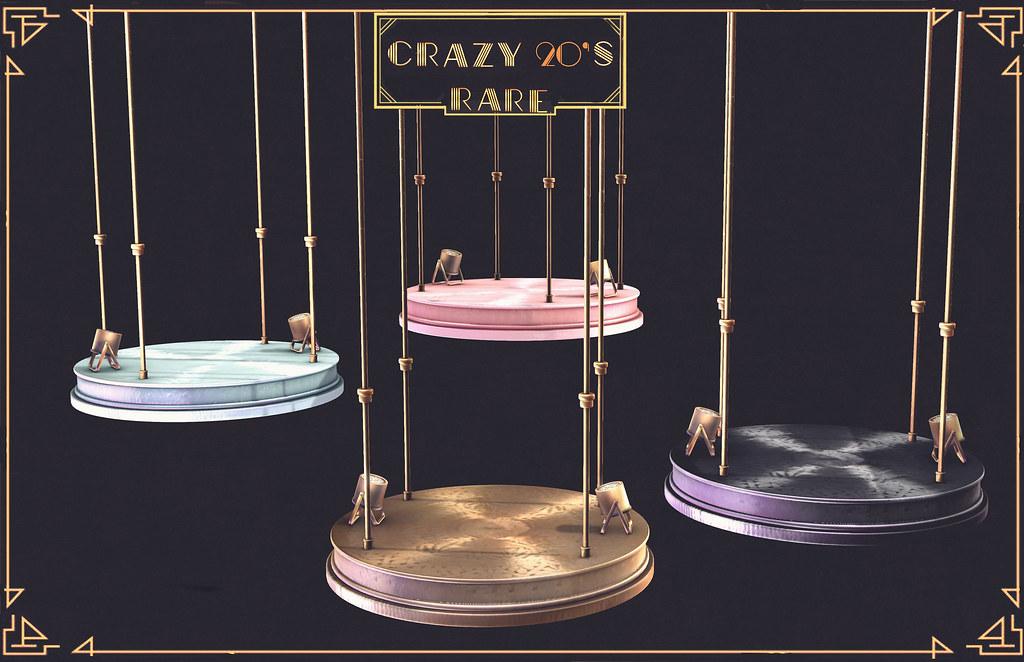 LEMME – CRAZY 20s Gacha! @ equal10