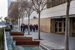 dl., 13/01/2020 - 11:34 - Barcelona 13.01.2020 L'alcaldessa de Bcn, Ada Colau, presenta un programa d'actuacions per protegir els entorns dels centres educatius de Barcelona.    Foto Laura Guerrero/Ajuntament de Bcn.