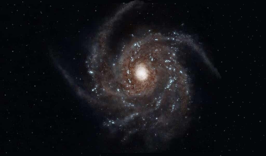 Nous savons quand la Voie Lactée a dévoré Gaia-Encelade