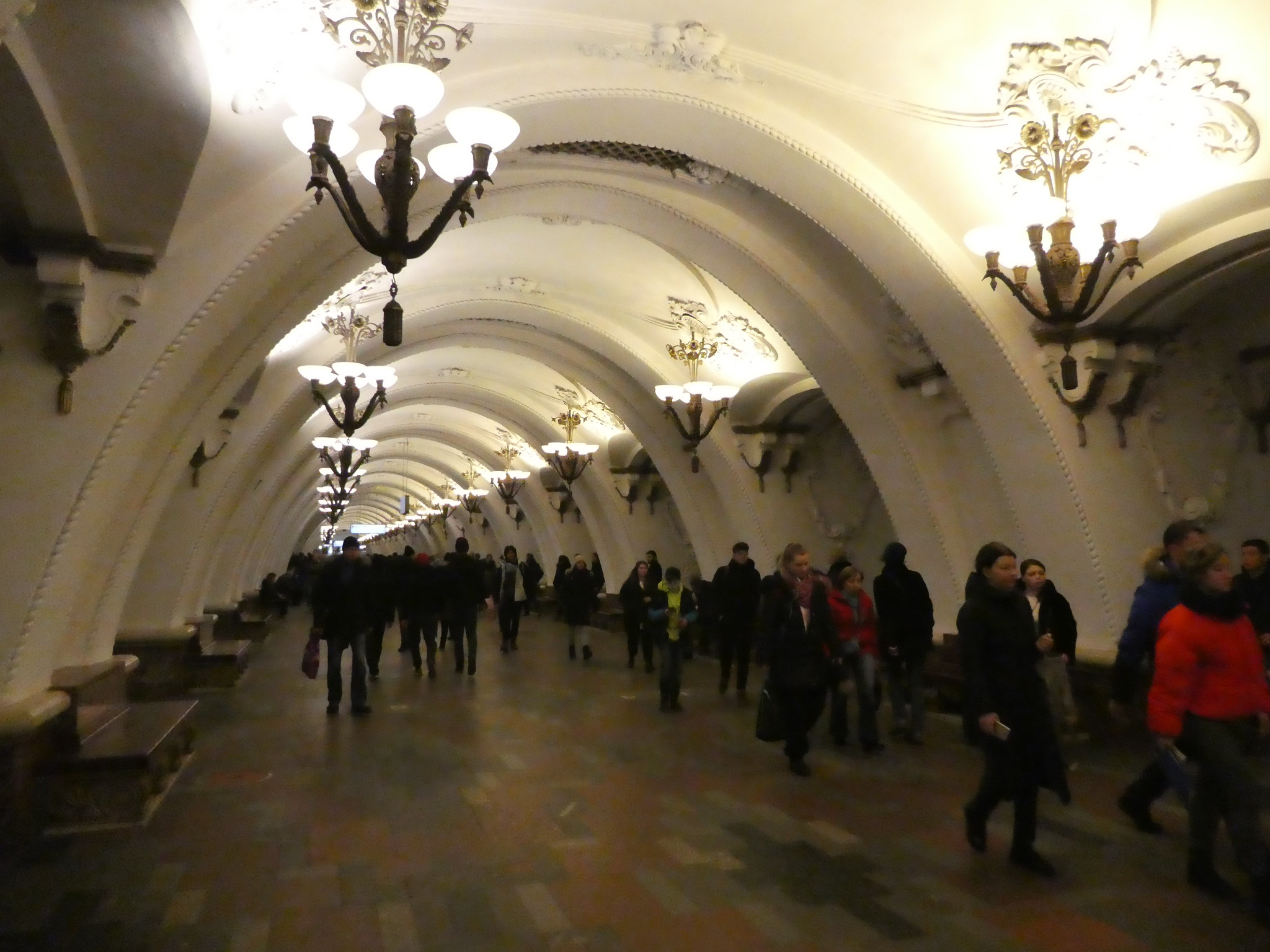 Arbatskaya Station, Moscow