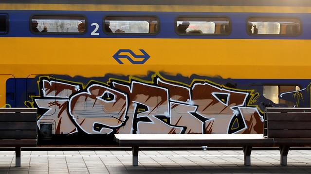 Traingraffiti