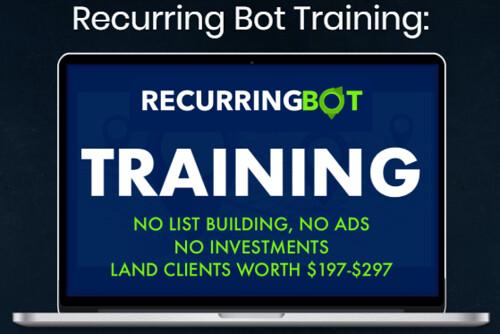 Recurring Bot Review