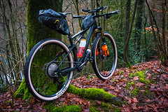 Rose Thrill Hill nearing Bikepacking Setup Completion