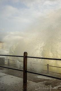 Storm Brendan at the Bay