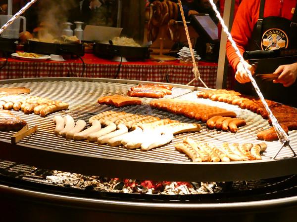 grill saucisses