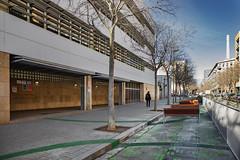 dl., 13/01/2020 - 11:03 - Barcelona 13.01.2020 L'alcaldessa de Bcn, Ada Colau, presenta un programa d'actuacions per protegir els entorns dels centres educatius de Barcelona.    Foto Laura Guerrero/Ajuntament de Bcn.
