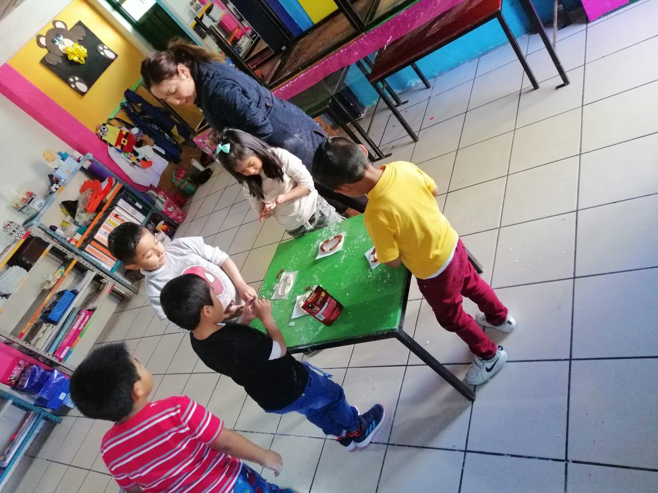 3ro de Preescolar, Día de Reyes