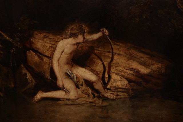 Apollo and Python (1811)