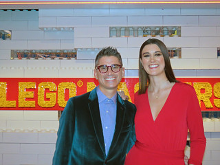 Interview with LEGO Masters judges, Brick Master Amy and Brick Master Jamie