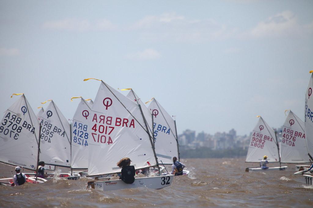 48º Campeonato Brasileiro Interclubes da Classe Optimist - Dia 7