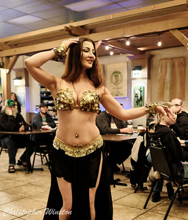 Belly Dancing @ Star Coffee Co in Round Rock Tx