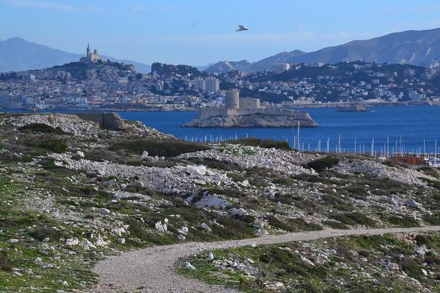 Marseille, Frioul