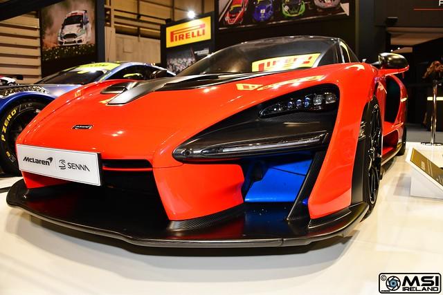 McLaren Senna NEC Birmingham 2020
