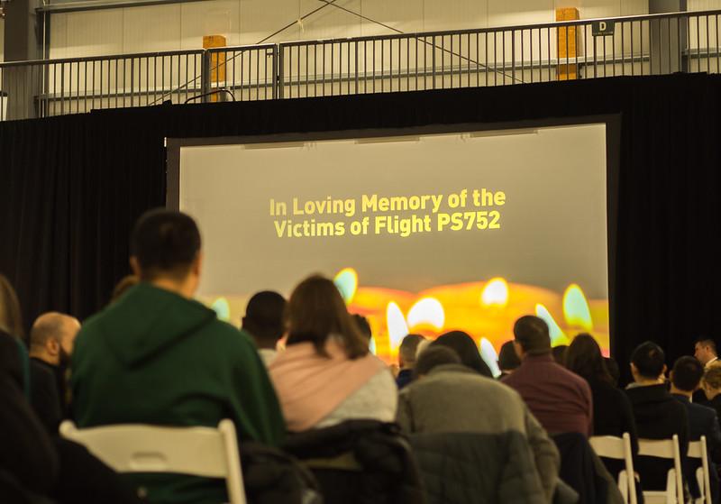 Flight PS 752 memorial-120