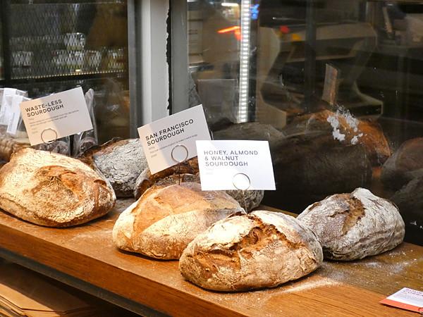 les pains de Gail's