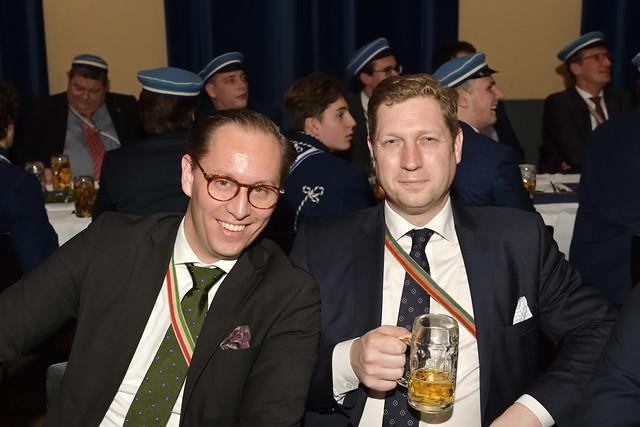 Festkommers 180 Jahre Karlsruher Senioren-Convent 147